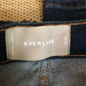 Everlane Jeans - Everlane mid rise skinny jeans
